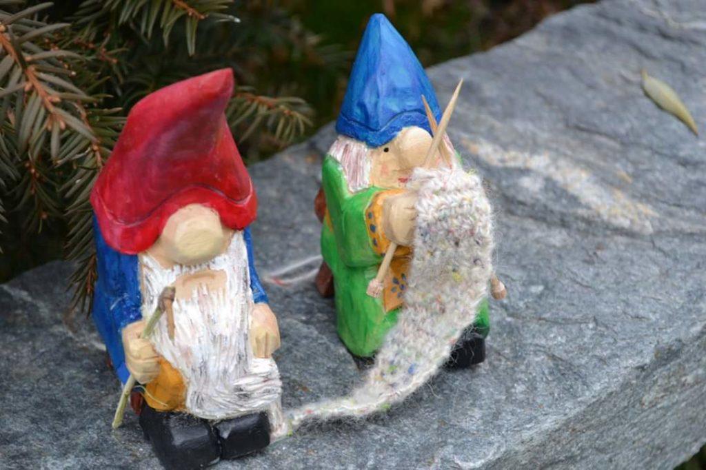 Storie del bosco e scultori di gnomi in Val di Susa