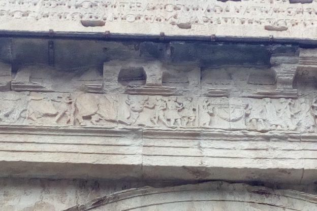 Sabato 14 dicembre, a Susa, si parla dell'Arco di Augusto