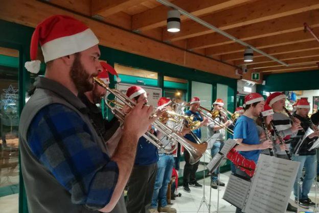 Festività Natalizie con la Banda Musicale Alta Valle Susa