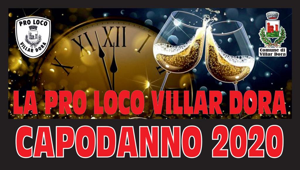 Capodanno in piazza con la Pro Loco di Villar Dora