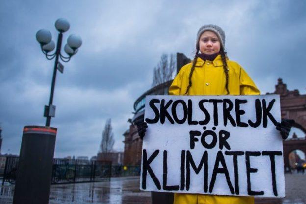 Gli attivisti torinesi sono pronti ad accogliere Greta Thunberg