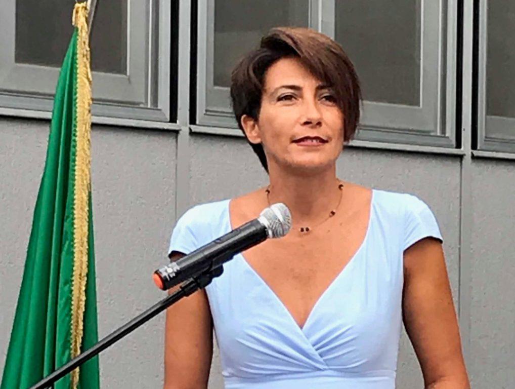 Alpignano, Luigia D'Abbene si dimette