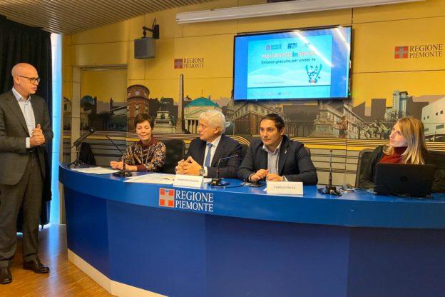 """""""Piemonte in Pista"""": lo Skipass gratuito per gli under 14"""