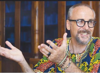 Bellezza e potenzialità dell'Africa nell'incontro con padre Ivardi ad Alpignano