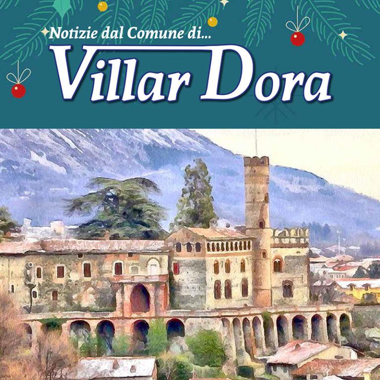 """Online il nuovo numero di """"Notizie dal comune di Villar Dora"""""""
