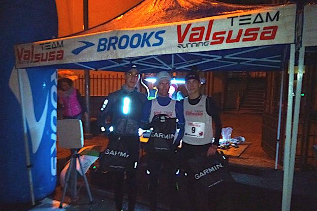 S.Antonino: si è svolta la prima edizione della Babbo Run