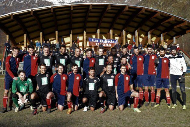 Calcio di Solidarietà con Venaus e Union Bussoleno Bruzolo