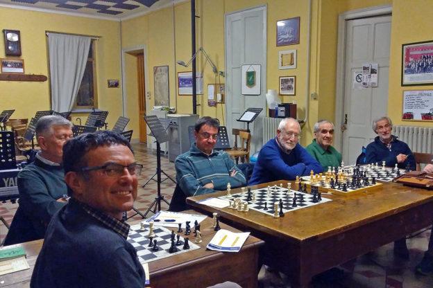 Al via il circolo di scacchi a Villar Dora