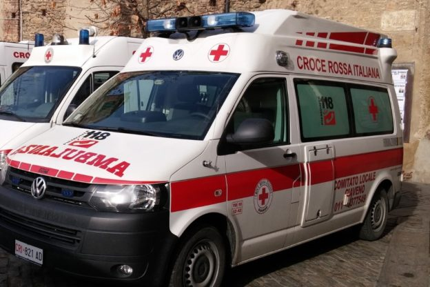 Incidente stradale a Giaveno: in coma un 34enne
