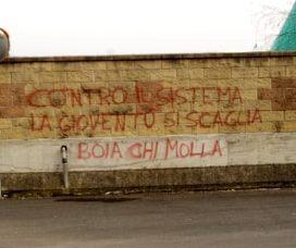"""A Giaveno i vandali """"imbrattano"""" il Giorno della Memoria"""