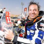 La rivincita del giavenese Zacchetti: arriva fino in fondo alla Dakar 2020