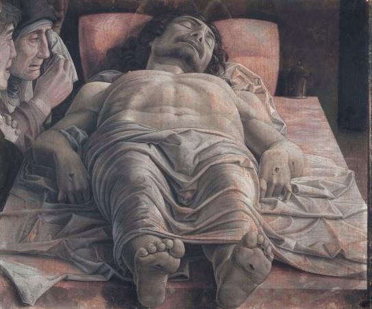 A Torino una lectio magistralis del prof. Alovisio sul Cristo del Mantegna