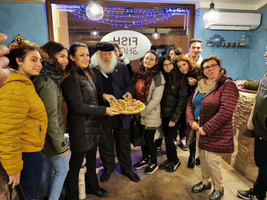 I ragazzi della Baita di Paolo di Susa a Palermo per ricordare Borsellino