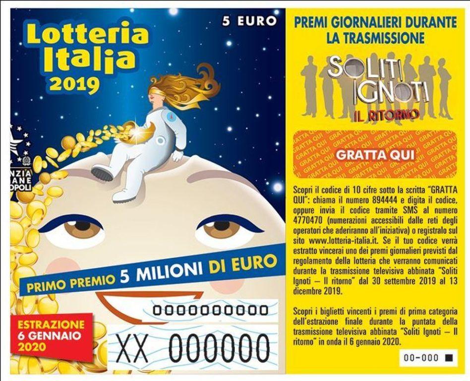 Lotteria Italia, a Salbertrand la Befana ha portato 20mila euro