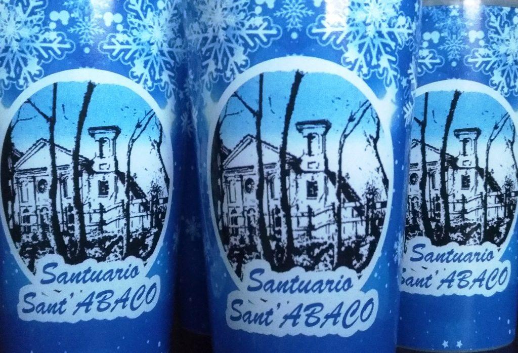 Con i bicchieri dei priori Sant'Abaco diventa eco-friendly