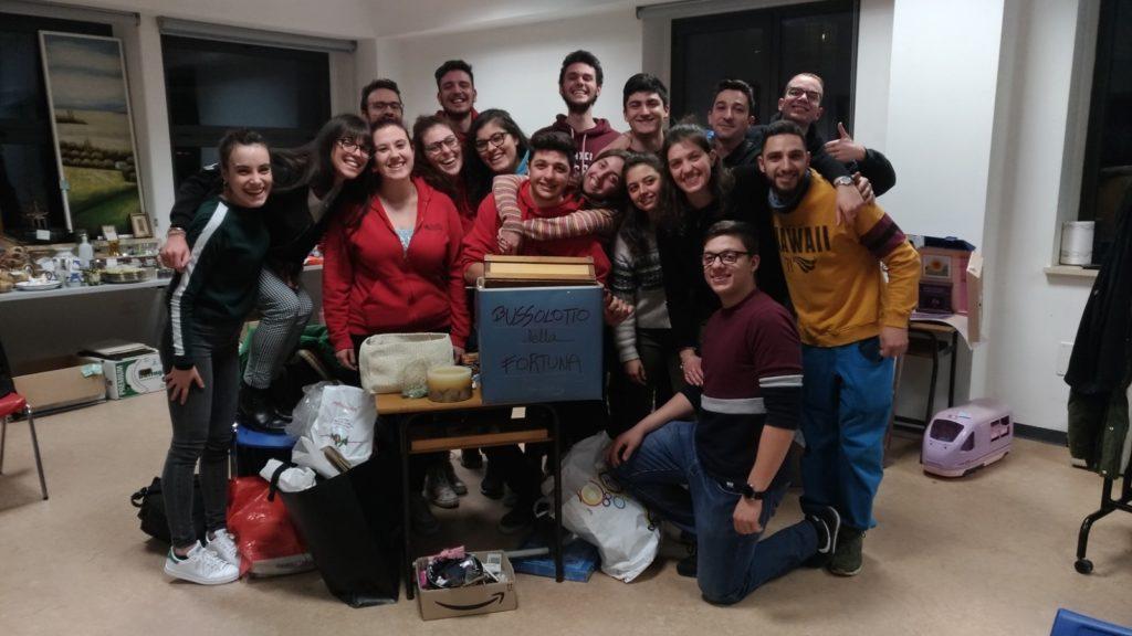 Il Banco 2020 in sala Italia 150 con i ragazzi degli Oratori Riuniti