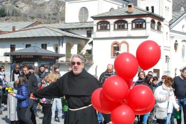 Padre Beppe Giunti mercoledì su Tv2000