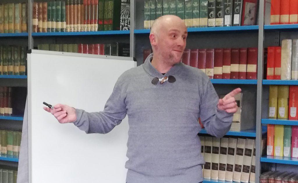 A scuola di fumetto con lo sceneggiatore di Topolino Roberto Gagnor