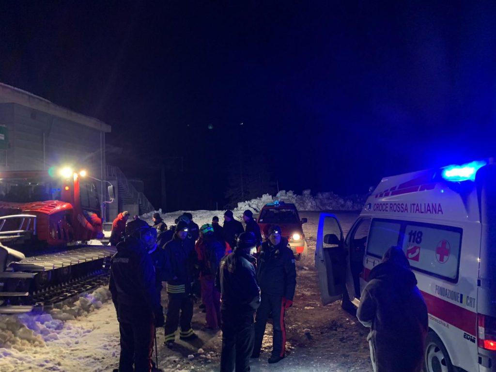 Alta Valsusa, ritrovati in ipotermia due escursionisti dispersi