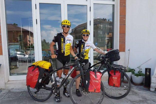 Dalla Fine del Mondo a Machu Picchu: 8000 Km. in bici per due giavenesi