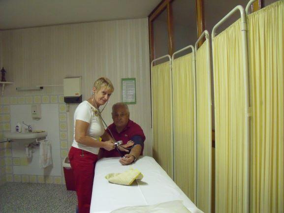 Susa, torna l'ambulatorio infermieristico delle Suore Missionarie Francescane