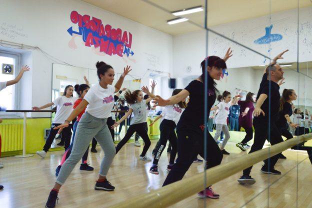 A Sangano si balla con l'open day dedicato alla danza