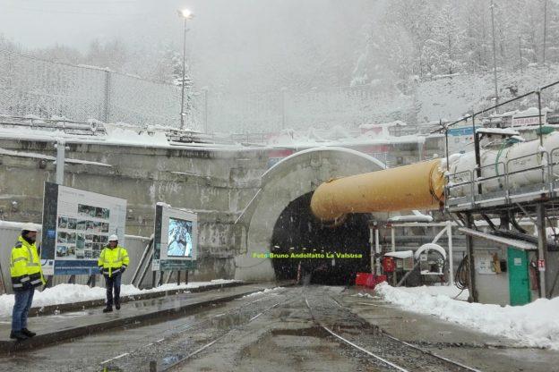 Tav in Valsusa, appalto da 40 milioni il tunnel di Chiomonte
