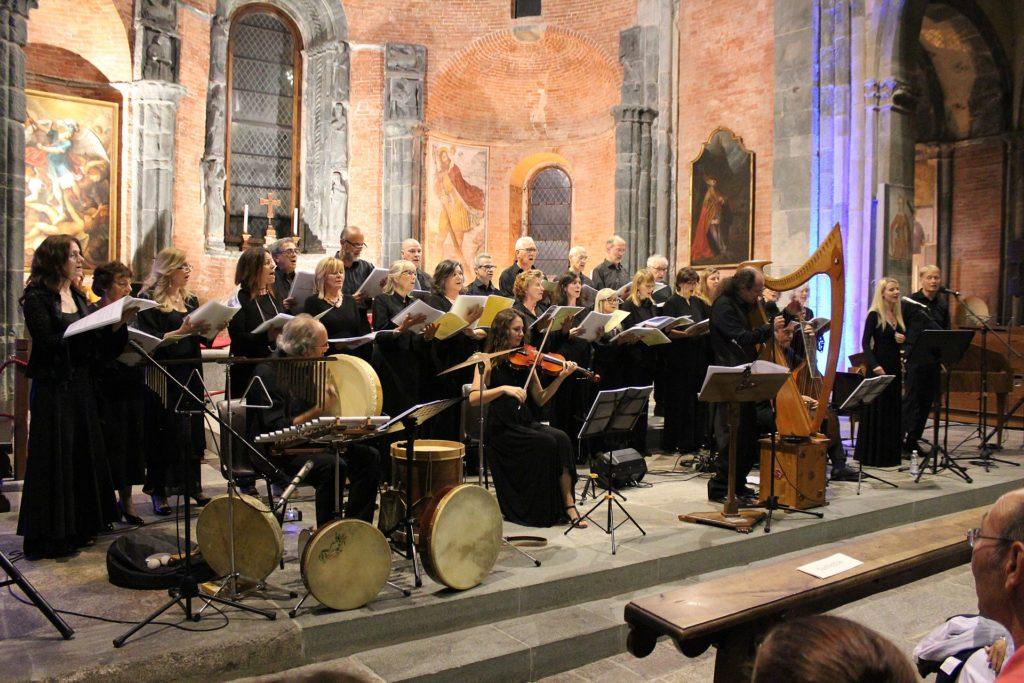 Susa, sabato 15 concerto di beneficenza nella Cattedrale di San Giusto