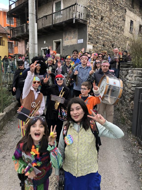 Sfilata in maschera e letture per il Carnevale di Venaus il 22 febbraio