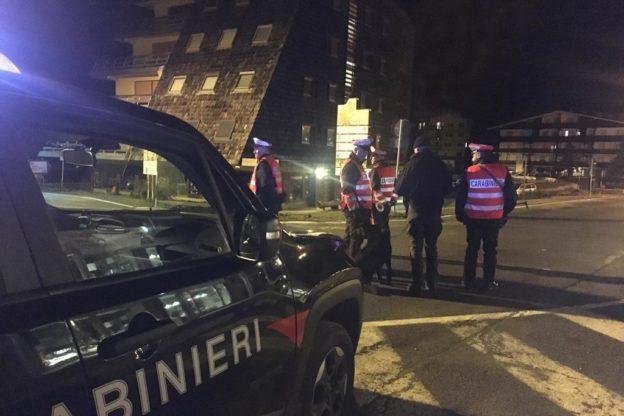 """""""Alticci"""" al volante: cinque denunciati dai Carabinieri in Alta Valsusa"""