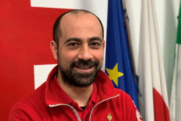 Croce Rossa di Giaveno: Gabriele Donvito è il nuovo presidente