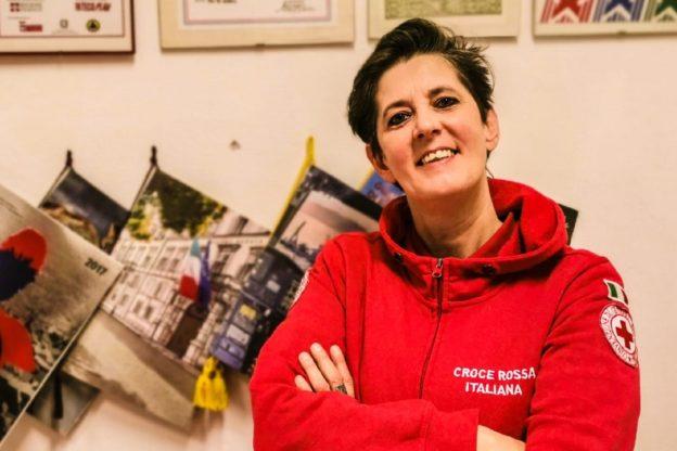 Croce Rossa di Susa: Grazia Rapaggi è la presidente