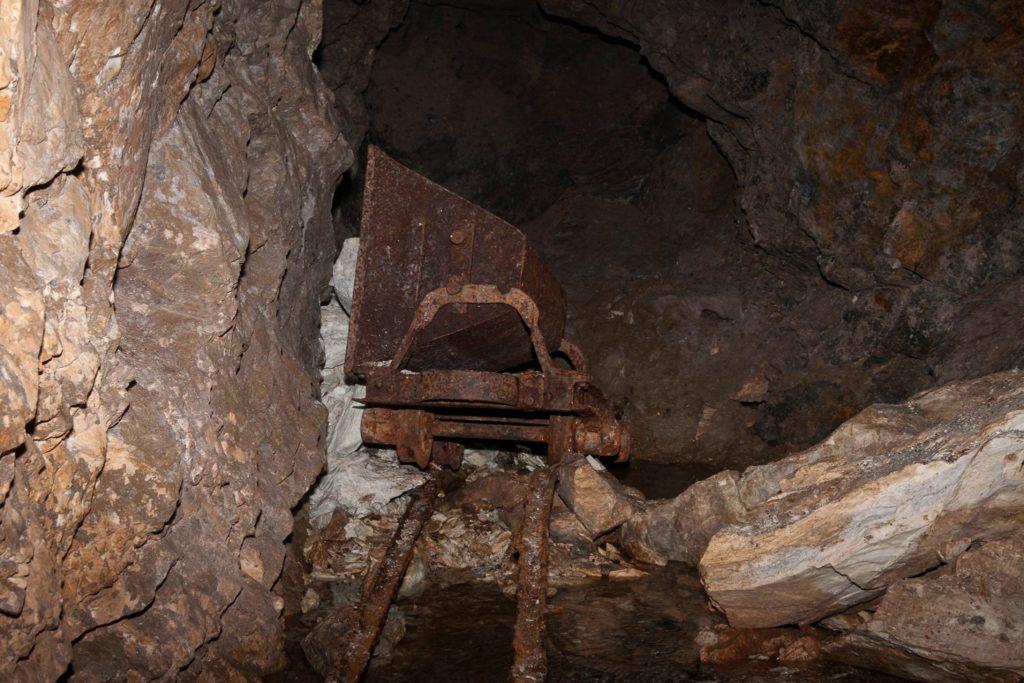 Coazze, sabato 22 febbraio c'è la visita alla Miniera di talco di Garida