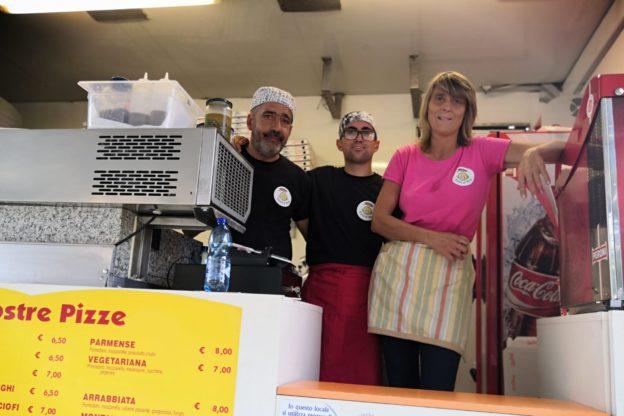 Con Oscar, Marco e Simona la pizza arriva… al volo