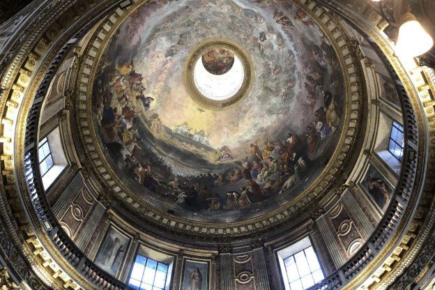 C'è un po' di Valsusa nella chiesa della Santissima Trinità di Torino