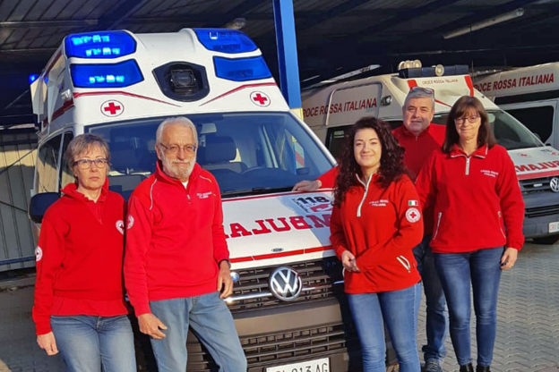 La Croce Rossa di Villar Dora ha eletto il nuovo direttivo