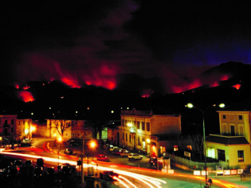 Giaveno, trent'anni fa il tragico incendio nella valle del Romarolo