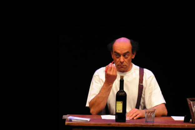 """Paolo Nani con """"La Lettera"""" sabato 8 febbraio per Rassegna-T"""
