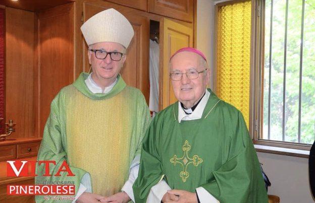 Pinerolo, il vescovo Derio Olivero positivo al Coronavirus