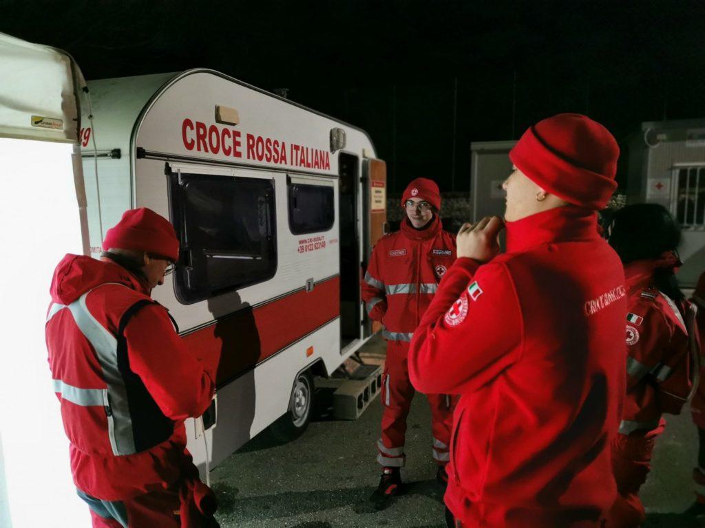 Croce Rossa di Susa e Caritas firmano un'intesa per far fronte al virus