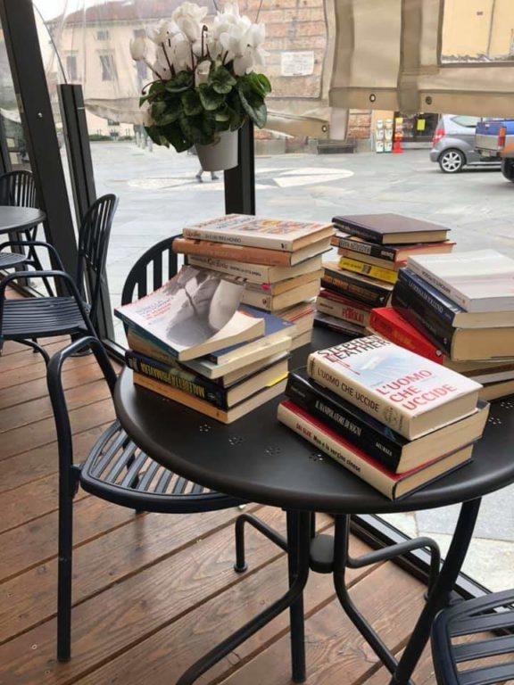 A Giaveno il book crossing del Cafè delle Arti non si ferma