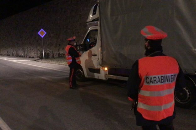 Carabinieri: più controlli in tutta la Val di Susa (e non solo)