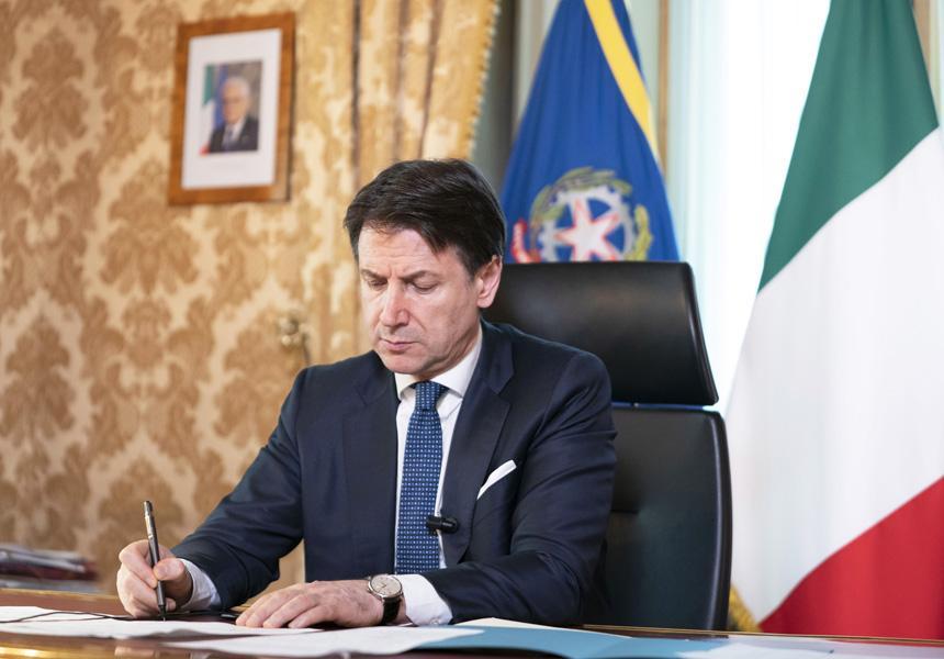 Conte prolunga le restrizioni fino al 13 aprile (almeno)