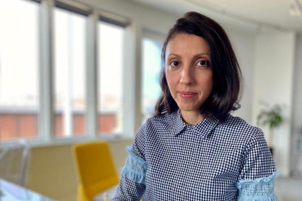 Doriana Ruffino, una giavenese che lavora alla Federal Reserve