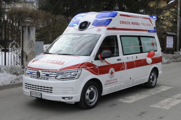 Bardonecchia. Dalla Colomion 10.000 euro per la Croce Rossa