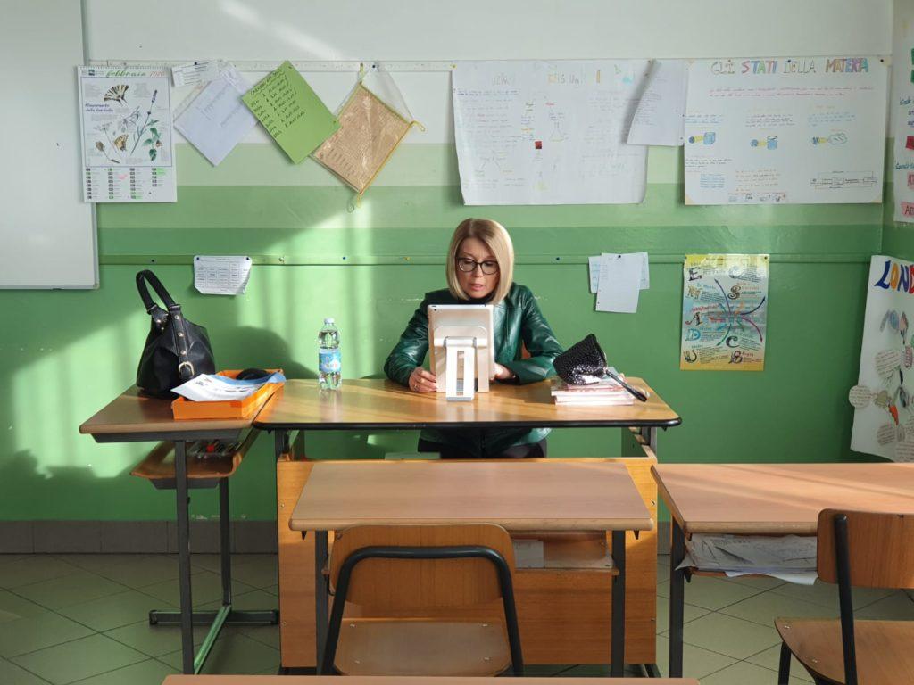 Al Maria Ausiliatrice di Giaveno si è già tornati sui banchi (virtuali)