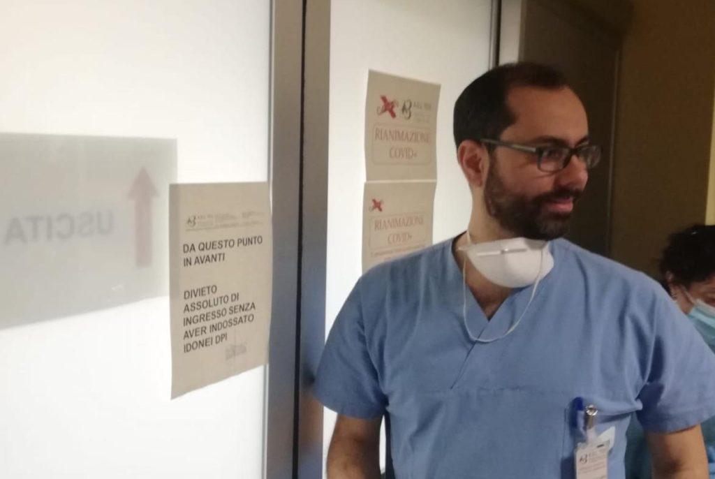 In trincea contro il virus: parla il primario della Rianimazione di Rivoli