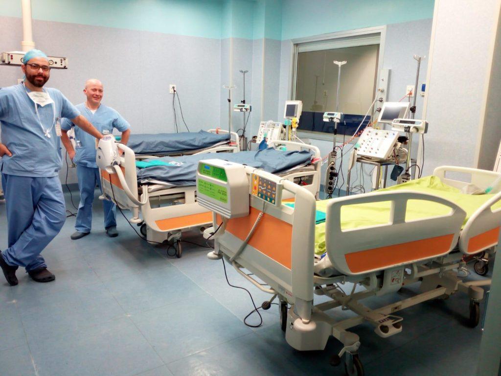 Aumentano personale e posti letto in Terapia intensiva negli ospedali di Rivoli e Pinerolo