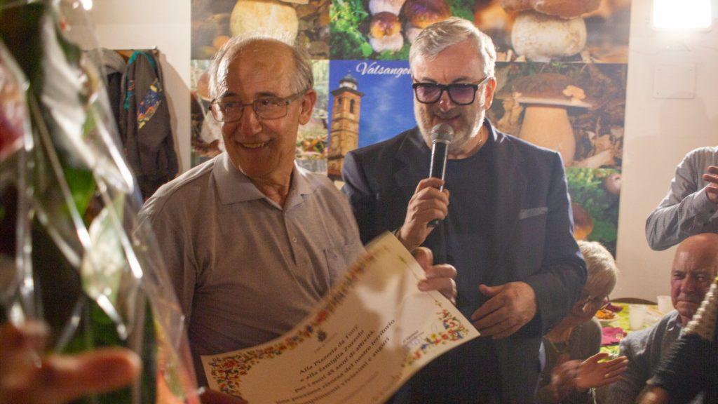 """Giaveno, dopo 45 anni di attività la pizzeria """"Da Tony"""" cambia gestione"""