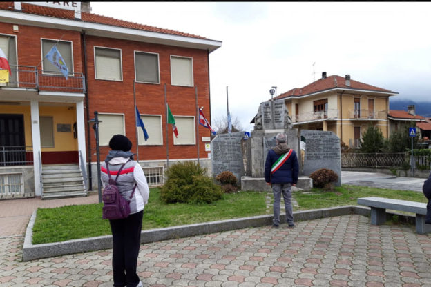 Valsusa, i sindaci ricordano le vittime del Coronavirus
